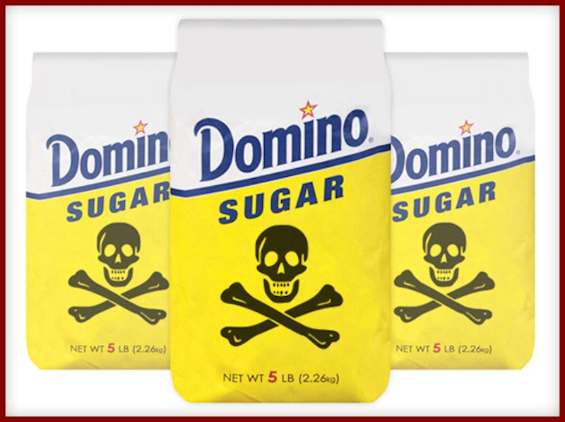 It's the Sugar That's Killing You!
